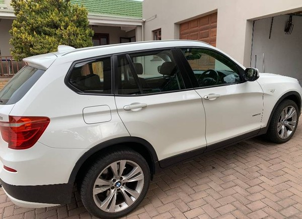 2012 BMW X3 xDRIVE 20d Luxury Line G01 Western Cape Mossel Bay_0