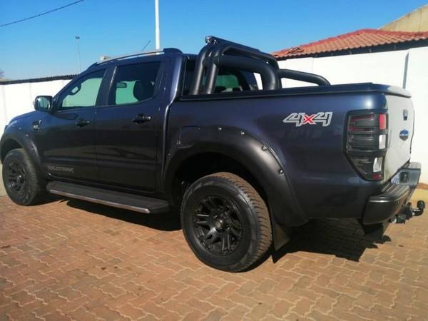 2016 Ford Ranger 3.2TDCi Wildtrak 4x4 Auto Double cab bakkie Gauteng Alberton_0