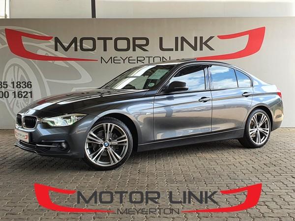 2015 BMW 3 Series 320i Sport Line At f30 LOW MILEAGE  Gauteng Meyerton_0
