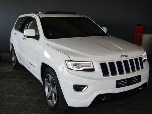 2016 Jeep Grand Cherokee 3.0L V6 CRD OLAND Limpopo Polokwane_0