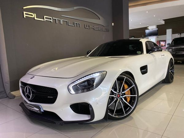 2017 Mercedes-Benz AMG GT S 4.0 V8 Coupe Gauteng Four Ways_0