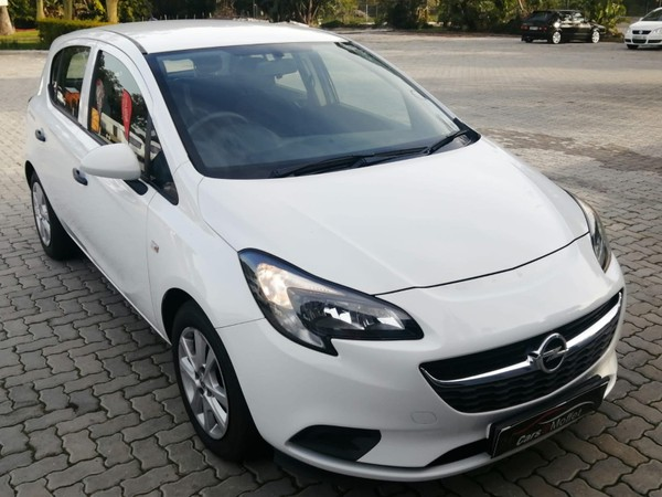 2017 Opel Corsa 1.0T Enjoy 5-Door Eastern Cape Port Elizabeth_0