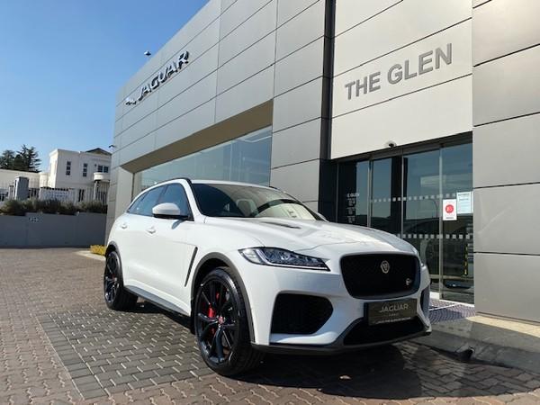 2021 Jaguar F-Pace 5.0 V8 SVR Gauteng Alberton_0