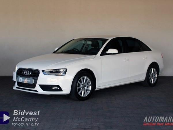 2014 Audi A4 1.8t Se  Western Cape Goodwood_0