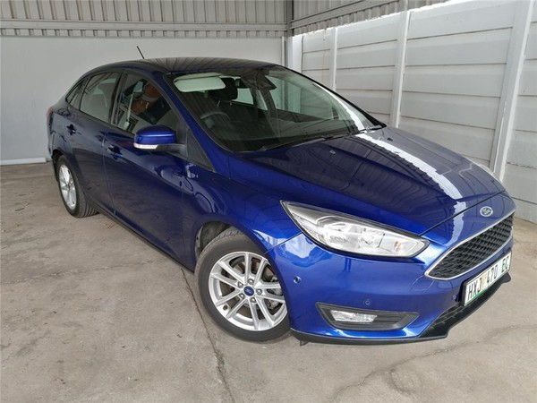 2017 Ford Focus 1.5 Ecoboost Trend Eastern Cape Uitenhage_0