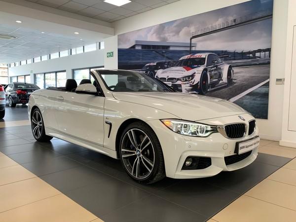 2016 BMW 4 Series 440i Convertible M Sport Auto Western Cape Stellenbosch_0