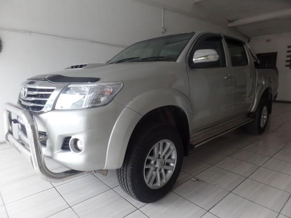 2015 Toyota Hilux 3.0d-4d Raider Rb At Pu Dc  Gauteng Johannesburg_0