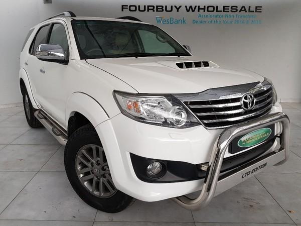 2013 Toyota Fortuner 3.0d-4d 4x4  Gauteng Four Ways_0