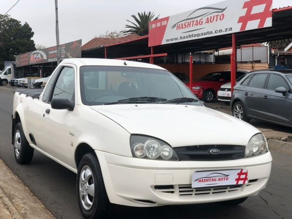2005 Ford Bantam 1.3i Pu Sc  Gauteng Kempton Park_0