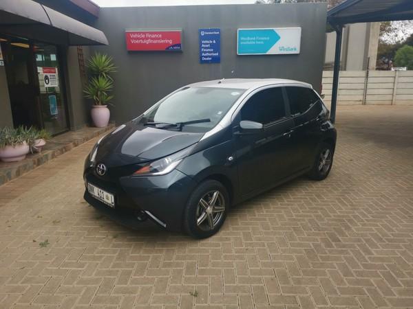 2016 Toyota Aygo 1.0 X-Play 5-Door Limpopo Polokwane_0