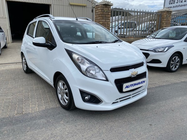 2015 Chevrolet Spark 1.2 Ls 5dr  Western Cape Hermanus_0