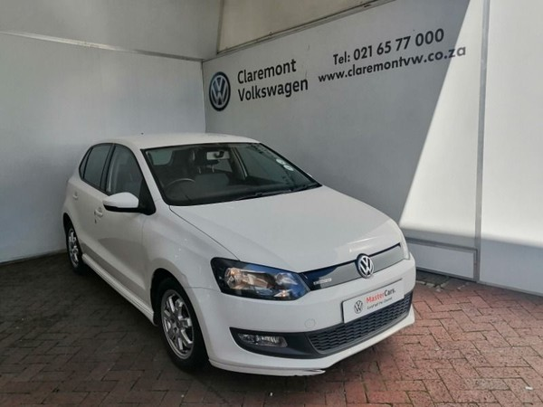 2014 Volkswagen Polo 1.2 Tdi Bluemotion 5dr  Western Cape Claremont_0