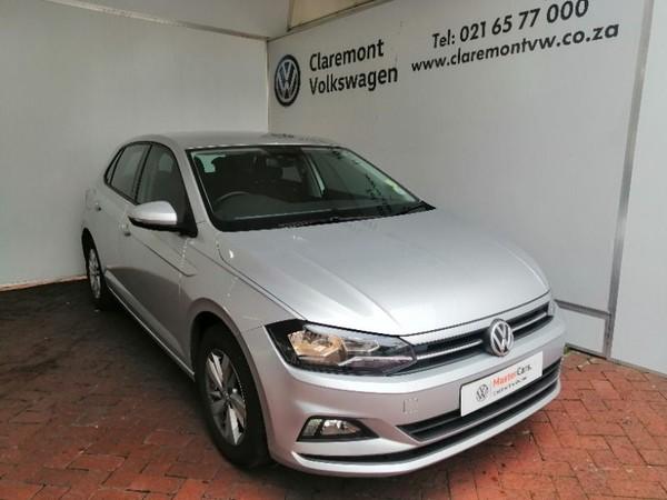 2020 Volkswagen Polo 1.0 TSI Comfortline Western Cape Claremont_0
