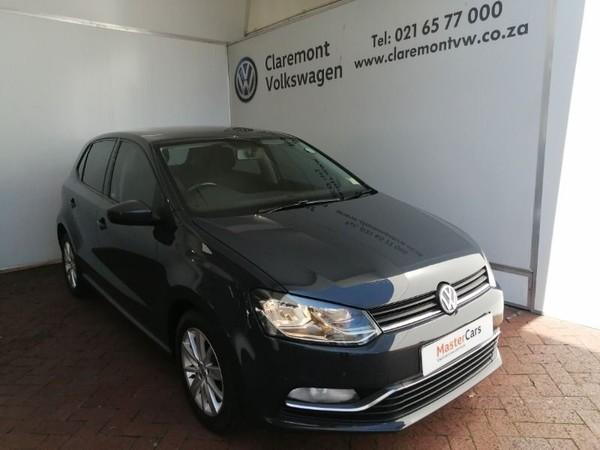 2015 Volkswagen Polo GP 1.2 TSI Comfortline 66KW Western Cape Claremont_0