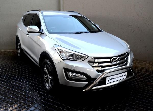 2013 Hyundai Santa Fe R2.2D Premium Auto Gauteng Pretoria_0