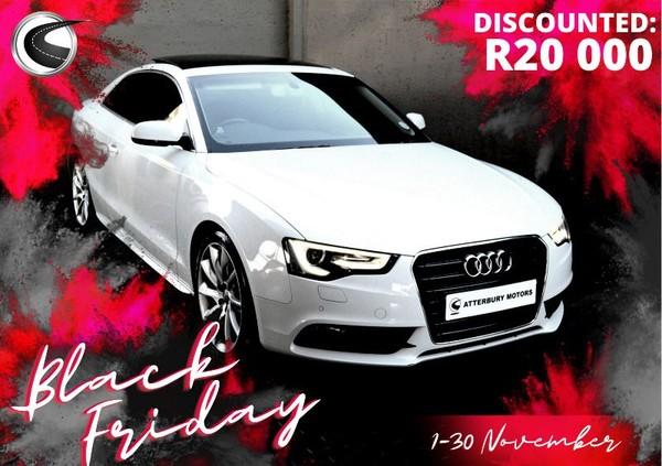 2015 Audi A5 2.0 Tdi Multi  Gauteng Pretoria_0
