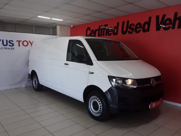2018 Volkswagen Transporter T6 2.0TDi LWB 75KW FC PV Gauteng Edenvale_0