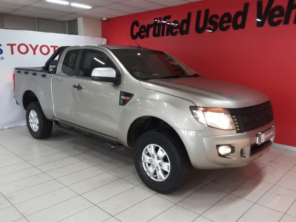 2015 Ford Ranger 3.2tdci Xls Pu Supcab  Gauteng Edenvale_0