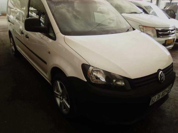 2014 Volkswagen Caddy Maxi 2.0tdi 81kw Fc Pv  Gauteng Pretoria_0