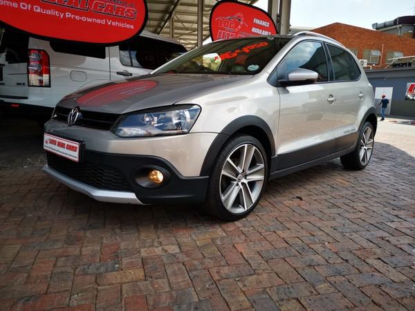 2014 Volkswagen Polo 1.6 Cross 5dr  Gauteng Vereeniging_0