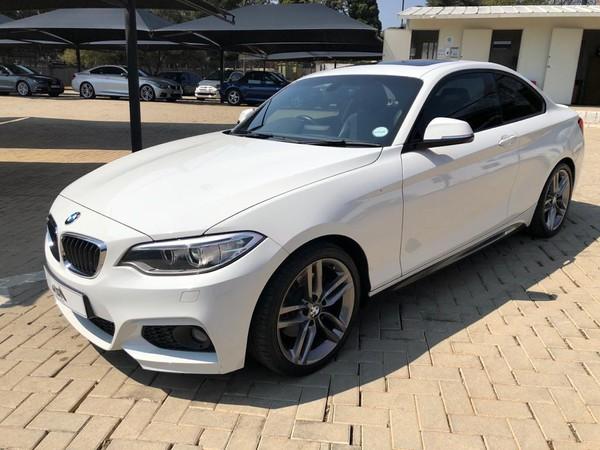 2016 BMW 2 Series 220i M Sport Auto Gauteng Sandton_0