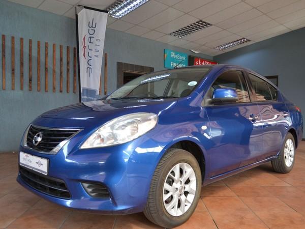 2014 Nissan Almera 1.5 Acenta Auto Free State Bloemfontein_0