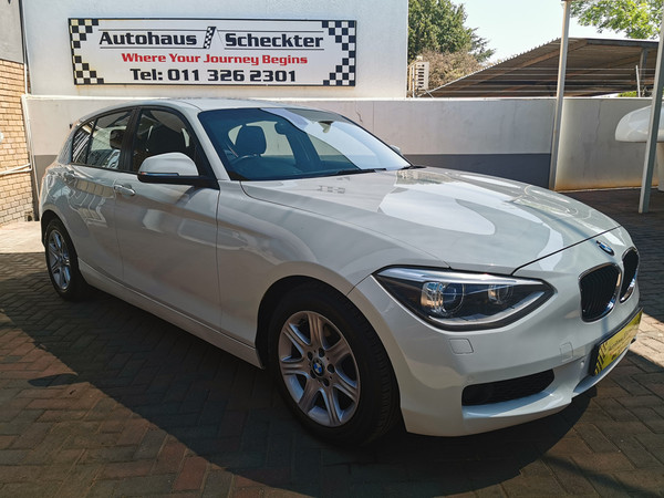 2011 BMW 1 Series 118i 5dr At f20  Gauteng Randburg_0