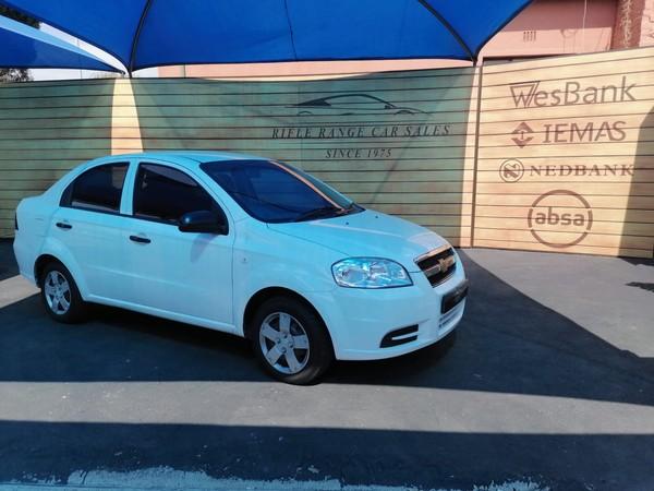 2012 Chevrolet Aveo 1.6 L  Gauteng Rosettenville_0