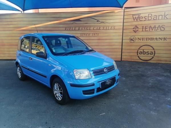 2008 Fiat Panda 1.4 Hp100  Gauteng Rosettenville_0