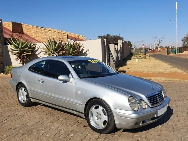 1999 Mercedes-Benz CLK-Class Clk 320 Elegance At  Gauteng Lenasia_0