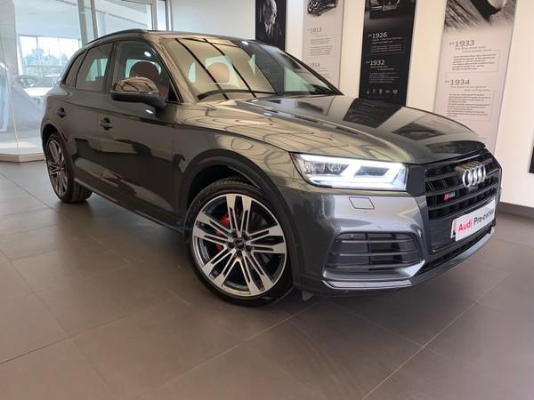 2020 Audi SQ5 3.0 TFSI Quattro Tiptronic Gauteng Rivonia_0