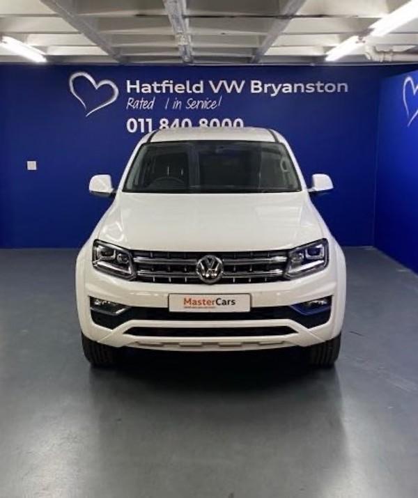 2020 Volkswagen Amarok 2.0 BiTDi Highline 132kW 4Motion Auto Double Cab  Gauteng Sandton_0
