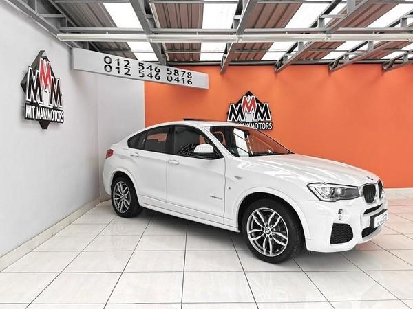 2015 BMW X4 xDRIVE20d M Sport Gauteng Pretoria_0