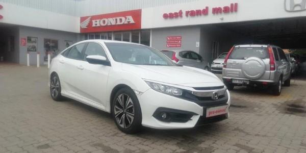 2019 Honda Civic 1.8 Elegance CVT Gauteng Boksburg_0