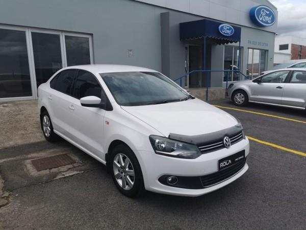 2013 Volkswagen Polo 1.4 Comfortline  Western Cape Hermanus_0