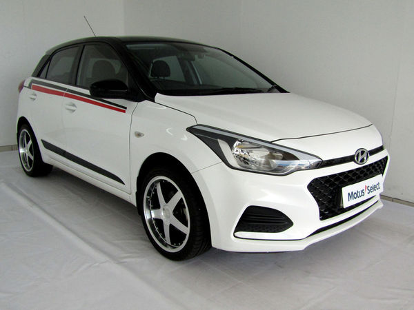 2020 Hyundai i20 1.2 Motion Limpopo Polokwane_0