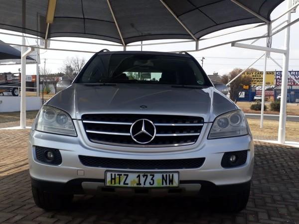 2008 Mercedes-Benz M-Class Ml 500 At  Gauteng Alrode_0