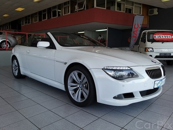 2009 BMW 6 Series 650i Convertible At e64  Eastern Cape East London_0