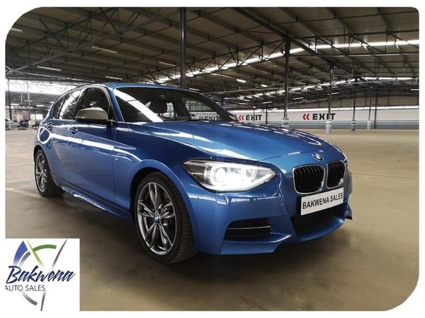 2015 BMW 1 Series M135i 5dr Atf20  Gauteng Karenpark_0