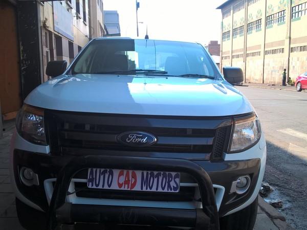 2015 Ford Ranger 2.2TDCi LR Single Cab Bakkie Gauteng Johannesburg_0