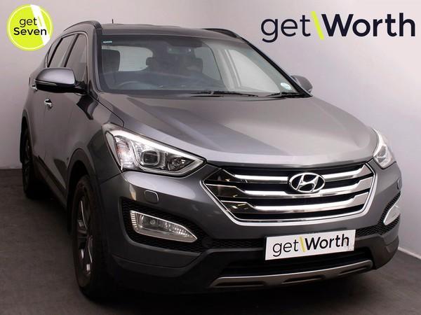 2015 Hyundai Santa Fe R2.2D Premium Auto Western Cape Milnerton_0