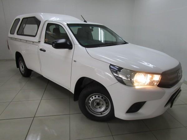 2016 Toyota Hilux 2.0 Vvti S Pu Sc  Gauteng Benoni_0