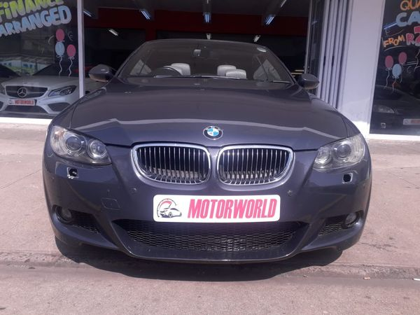 2008 BMW 3 Series 335i Convert e93  Kwazulu Natal Durban_0