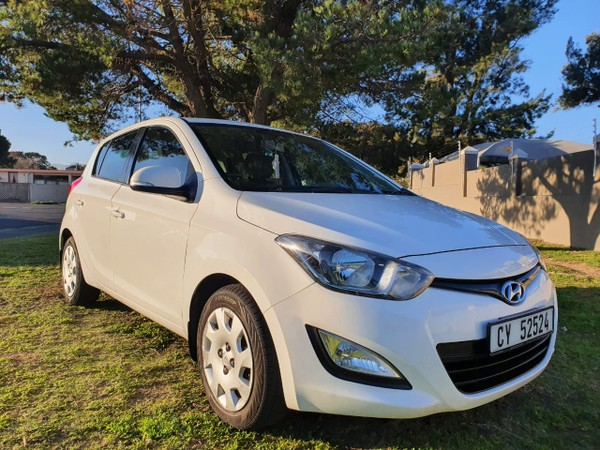 2013 Hyundai i20 1.4 Fluid  Western Cape Goodwood_0