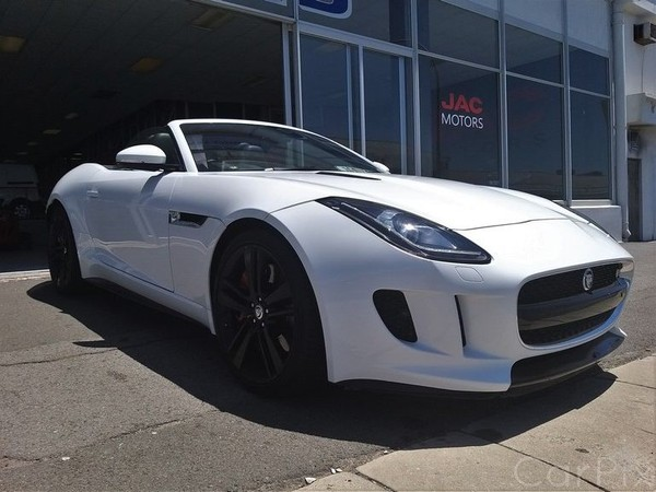 2013 Jaguar F-TYPE S 5.0 V8 Eastern Cape East London_0