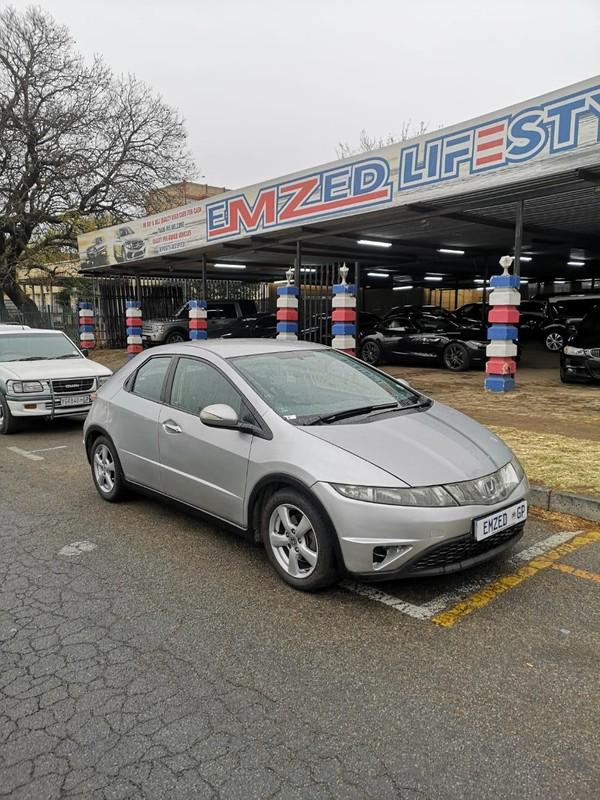 2009 Honda Civic 1.8i-vtec Exi 5dr  Gauteng Benoni_0