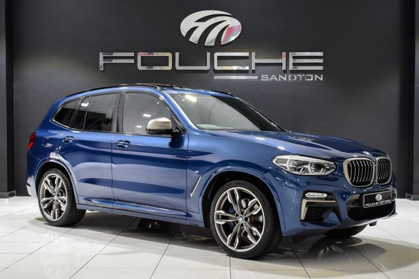 2018 BMW X4 M40i Gauteng Sandton_0