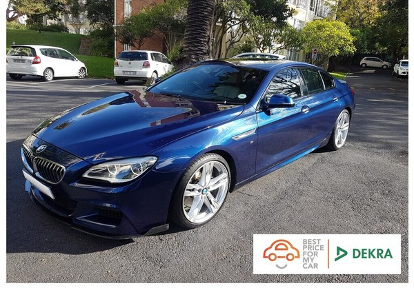 2016 BMW 6 Series 650i Gran Coupe M Sport  Western Cape Goodwood_0