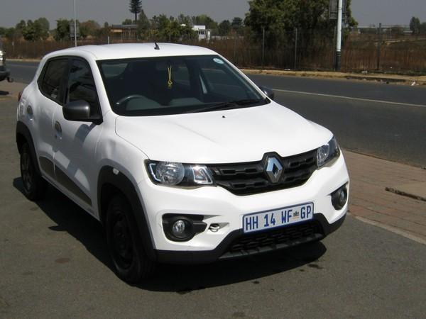 2018 Renault Kwid 1.0 Dynamique 5-Door Gauteng Boksburg_0