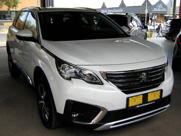 2020 Peugeot 5008 2.0 HDI ALLURE Auto Limpopo Polokwane_0